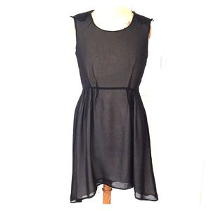 Sweet black dress by Darling, sz L, party dress